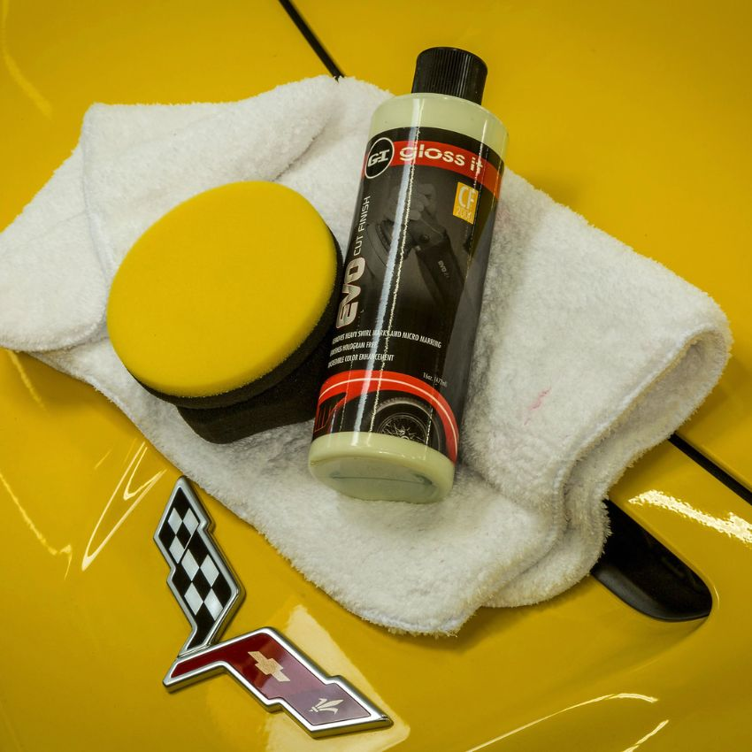 EVO Cut Finish Polish 2000