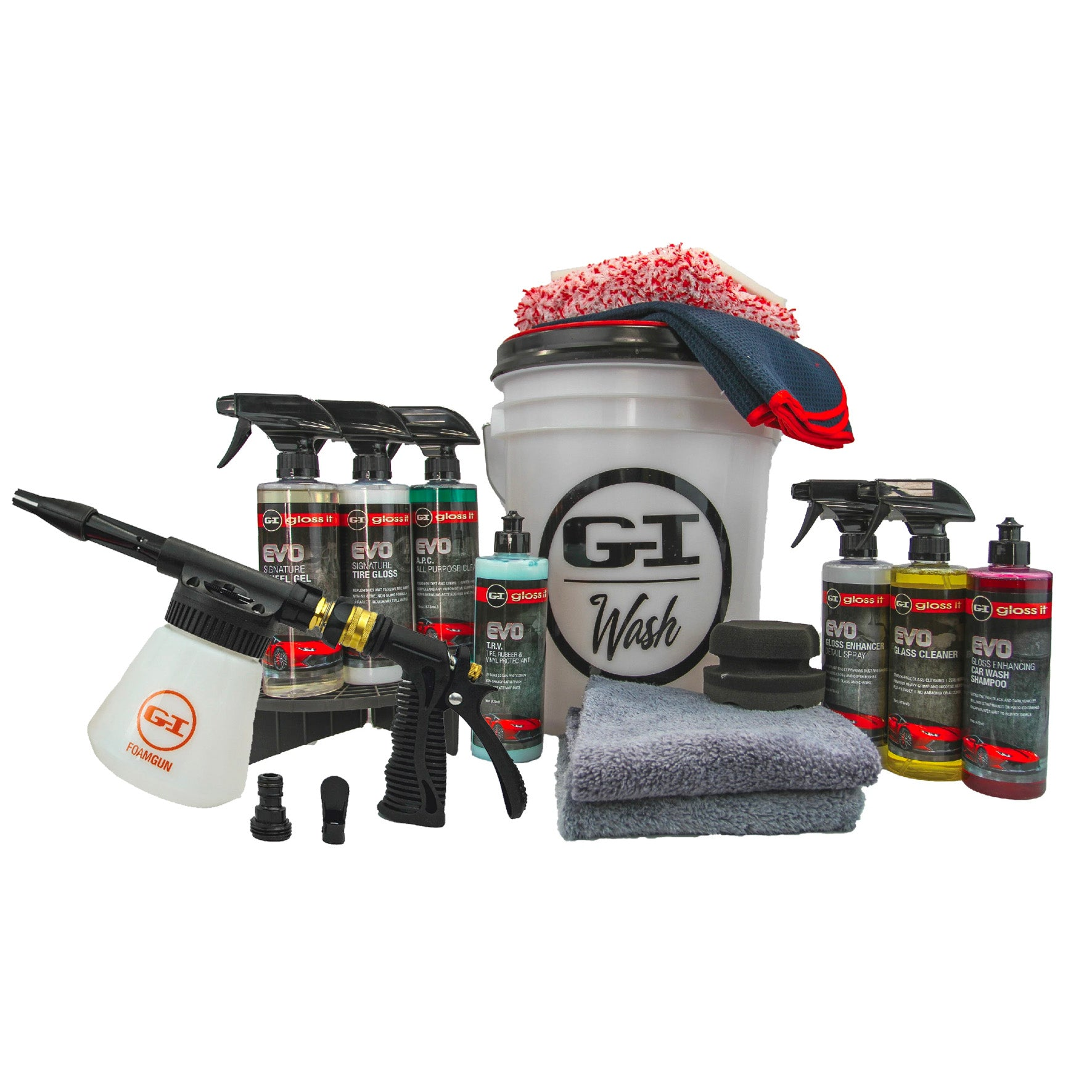 Ultimate Foam & Wash Bundle