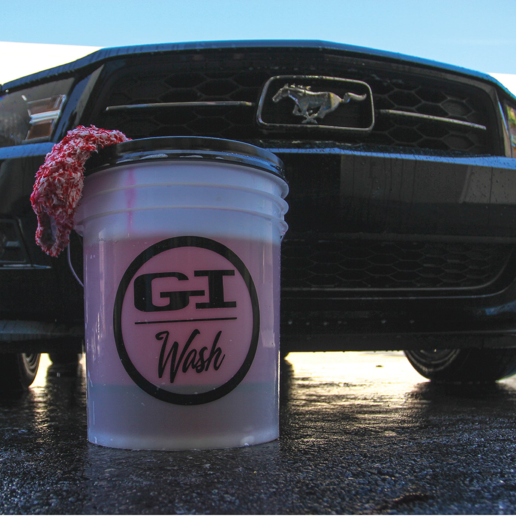 5 Gallon Wash Bucket