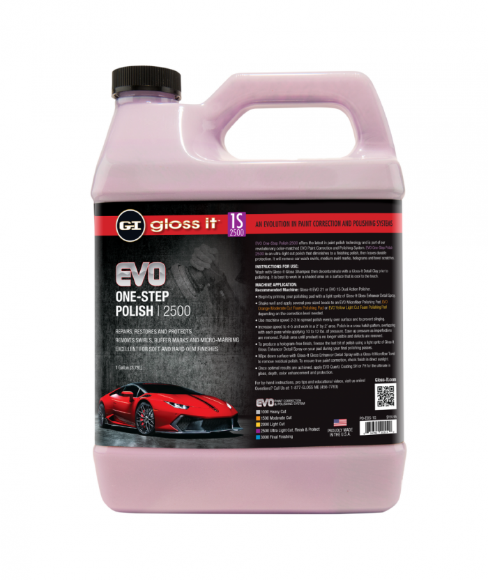 EVO One Step Polish 2500