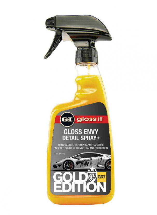 Gloss Envy Detail Spray Plus | Limited Edition GR7