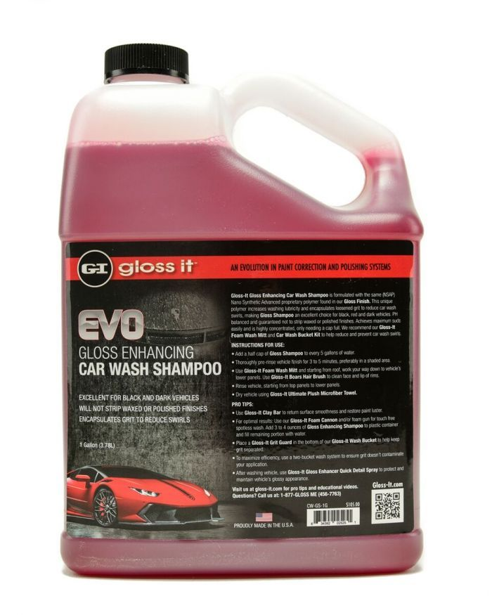 Gloss Enhancing Car Wash Shampoo