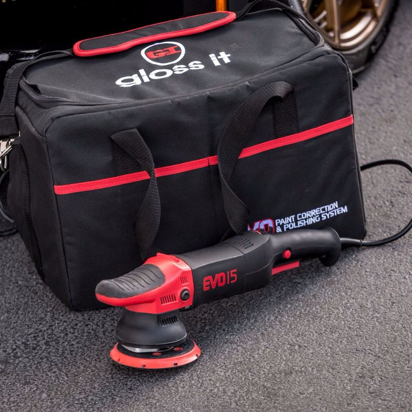 EVO 15 Master Detail Bag Kit