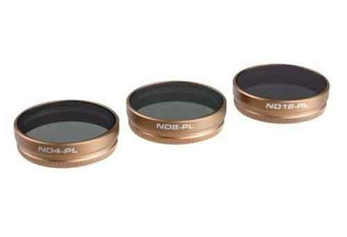Polar Pro Phantom 4 Pro Filter 3 Pack | Cinema Vivd by My Drones