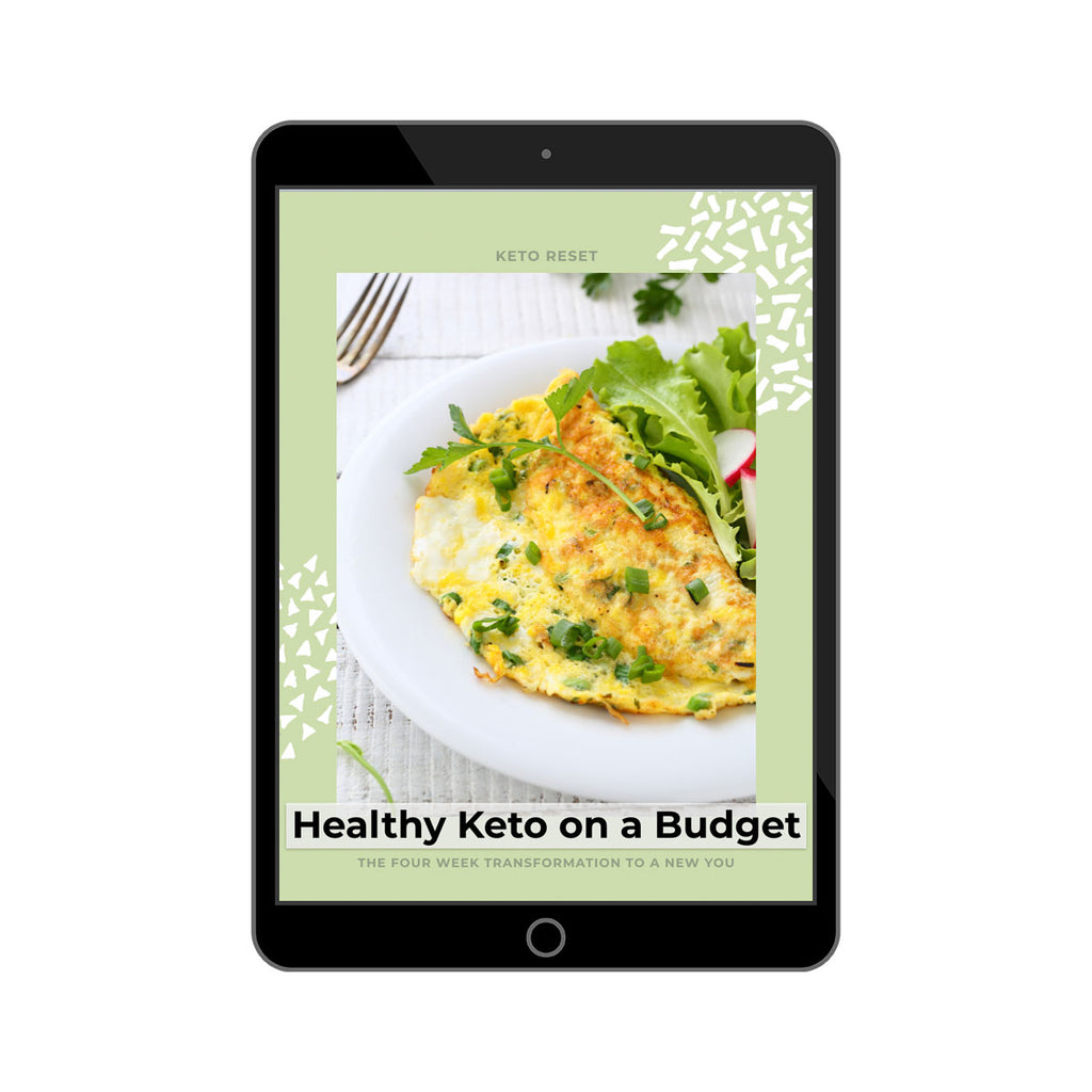 Healthy Keto on a Budget