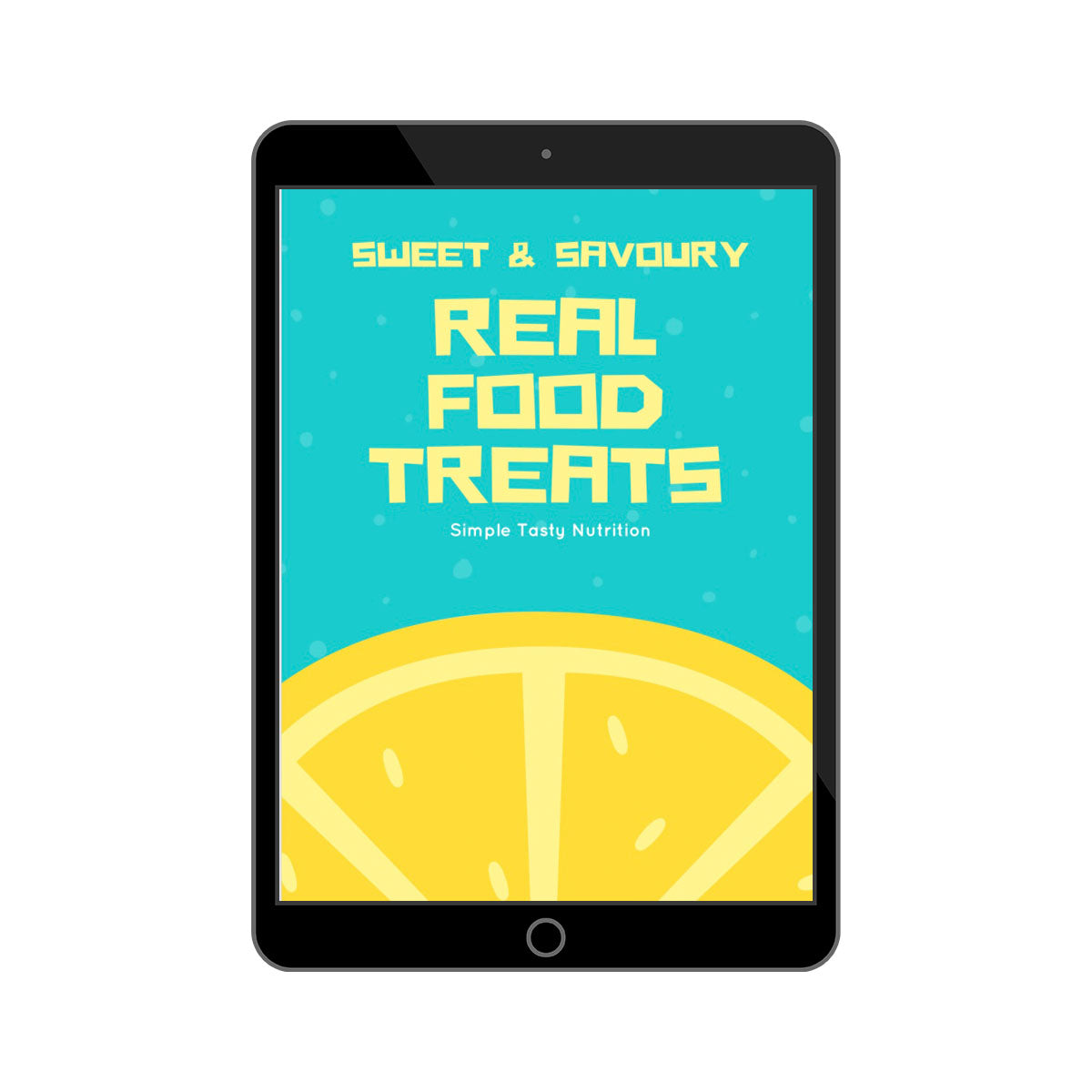 Sweet & Savoury Treats eBook