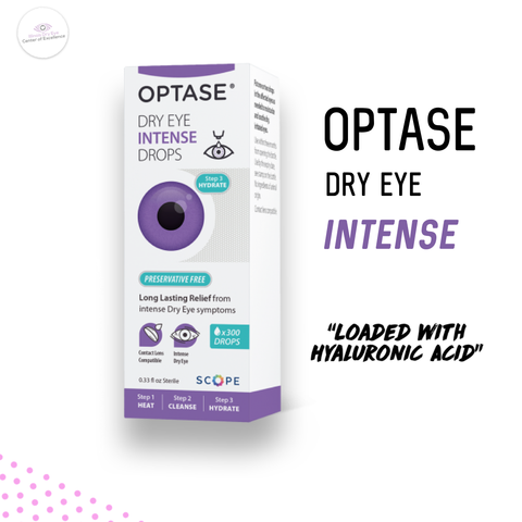 OPTASE Intense Eye Drops