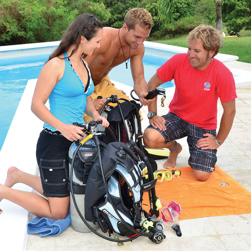 PADI Dive Classes