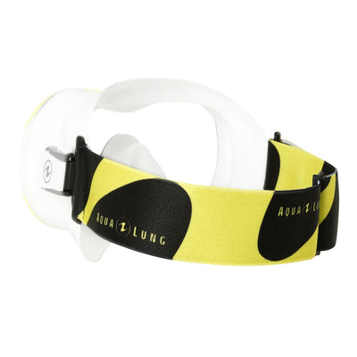 Aqua Lung Mask Fast Strap Yellow
