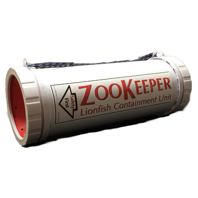 ISC Zookeeper Lionfish Containment Unit
