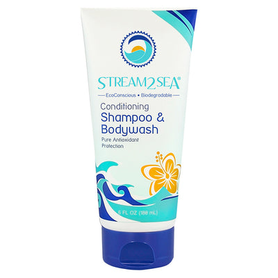 Stream 2 Sea Conditioning Shampoo & Body Wash