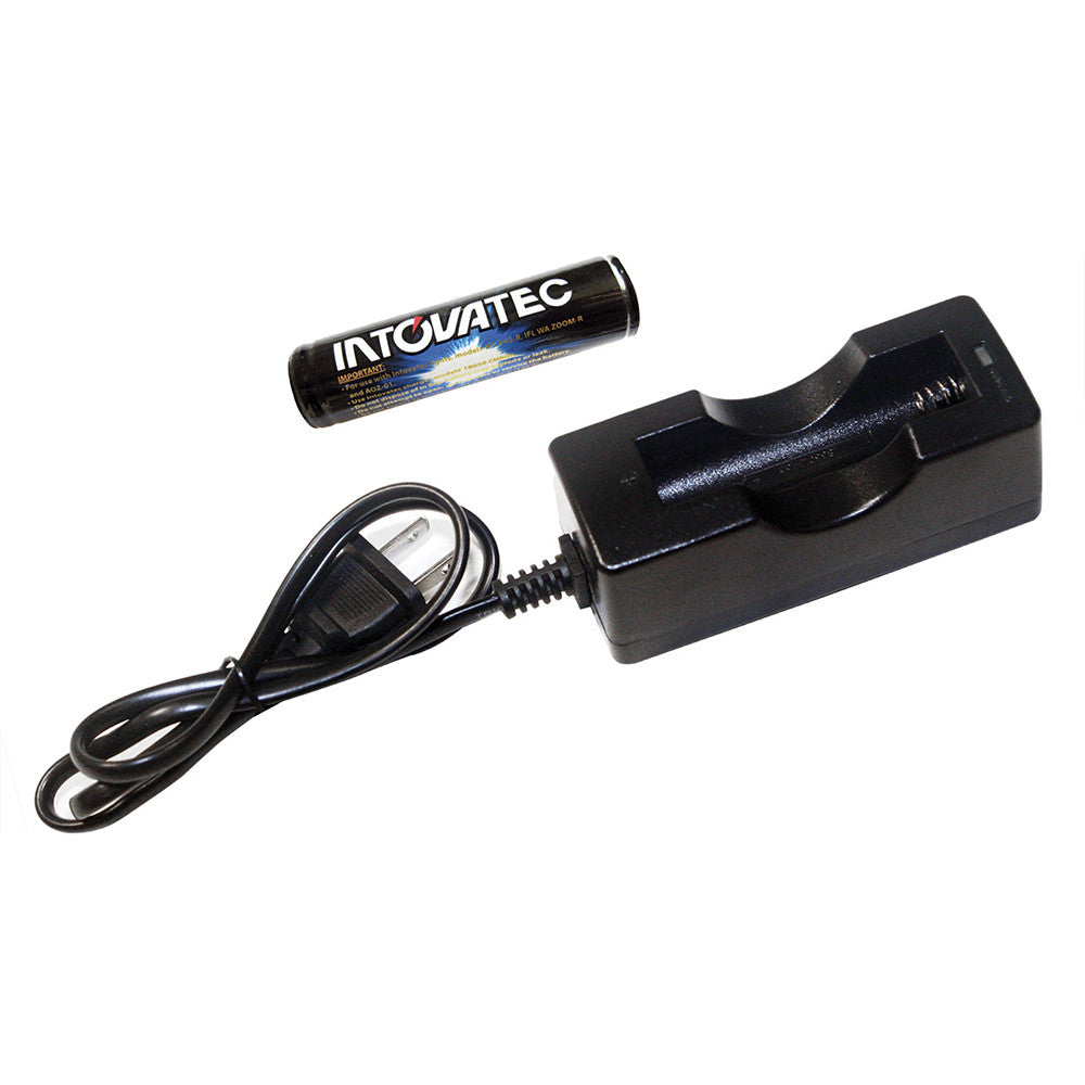 Tovatec Li-ion Battery & Charger