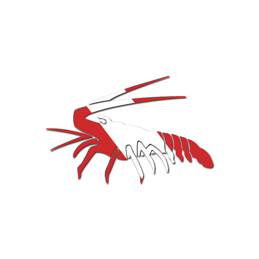 ISC Lobster Sticker