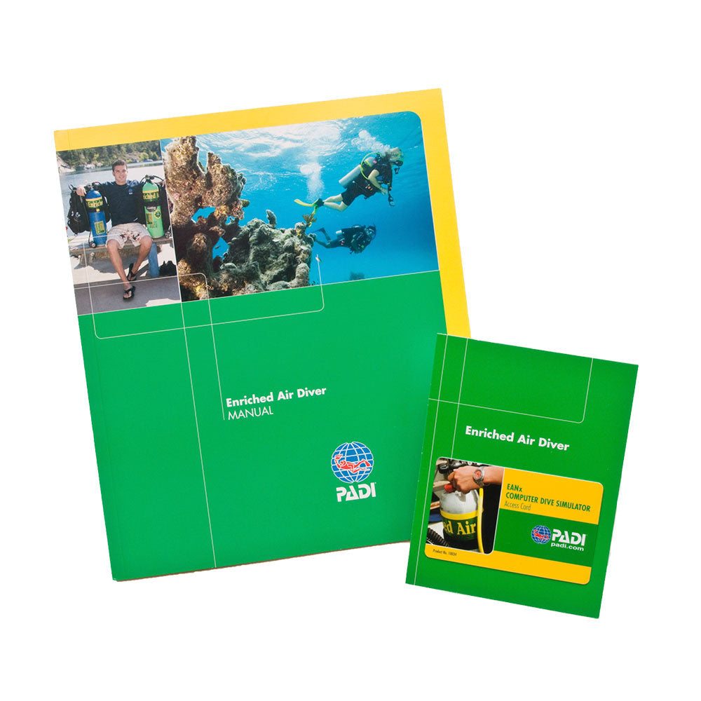 PADI Enriched Air Diver Specialty Manual