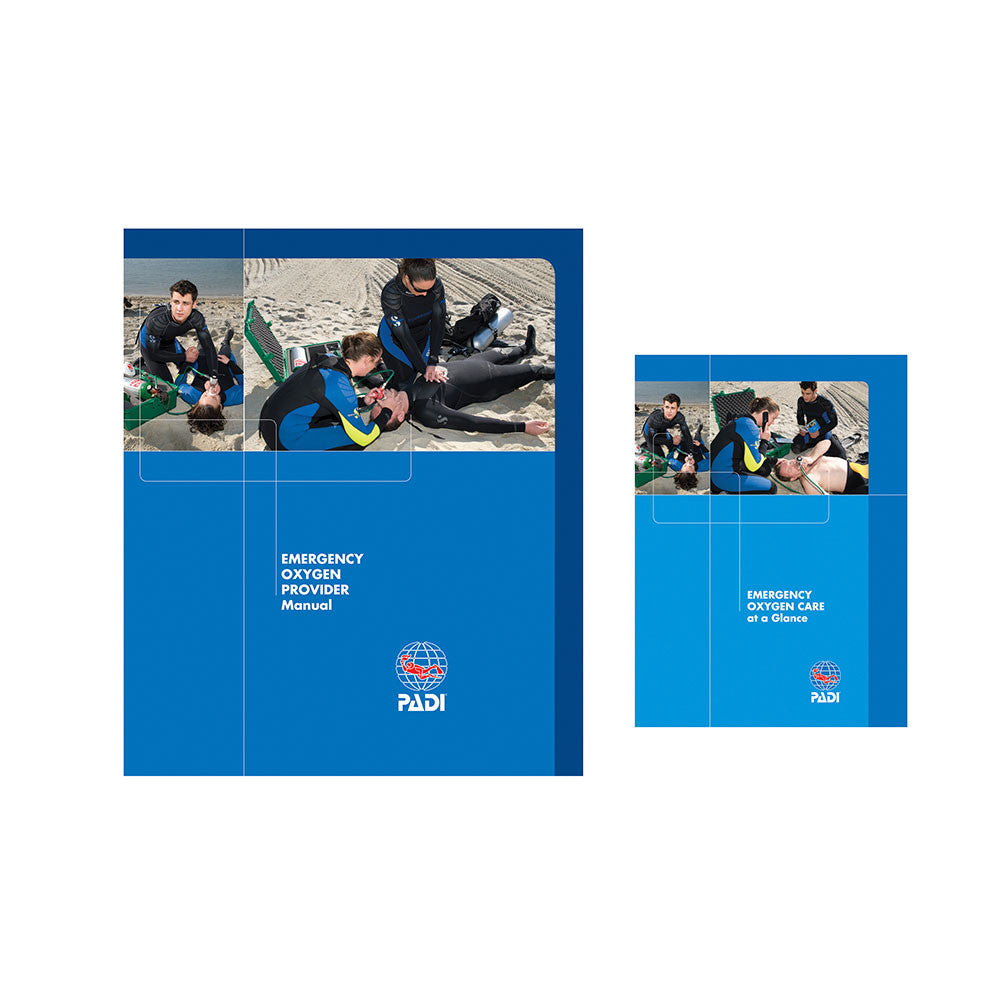 PADI Emergency Oxygen Provider Manual