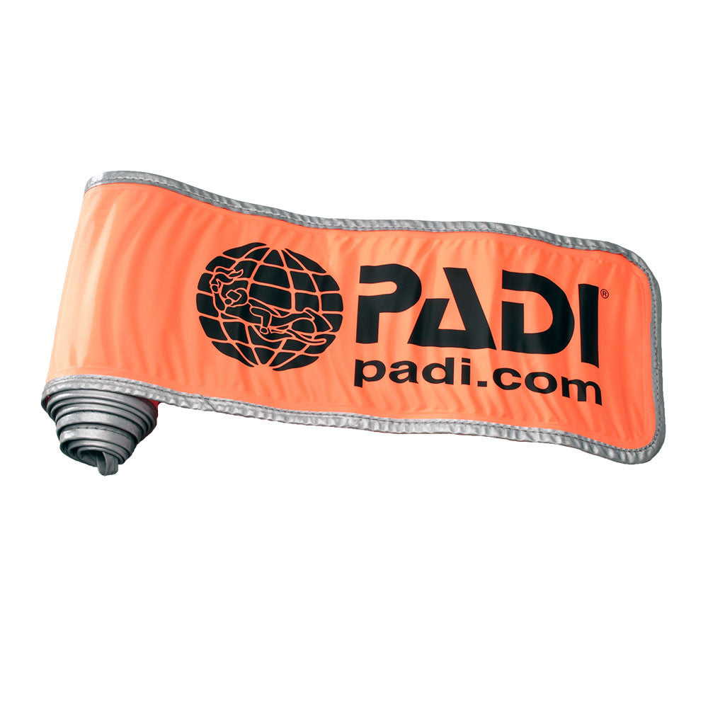 PADI Surface Signal Marker Tube