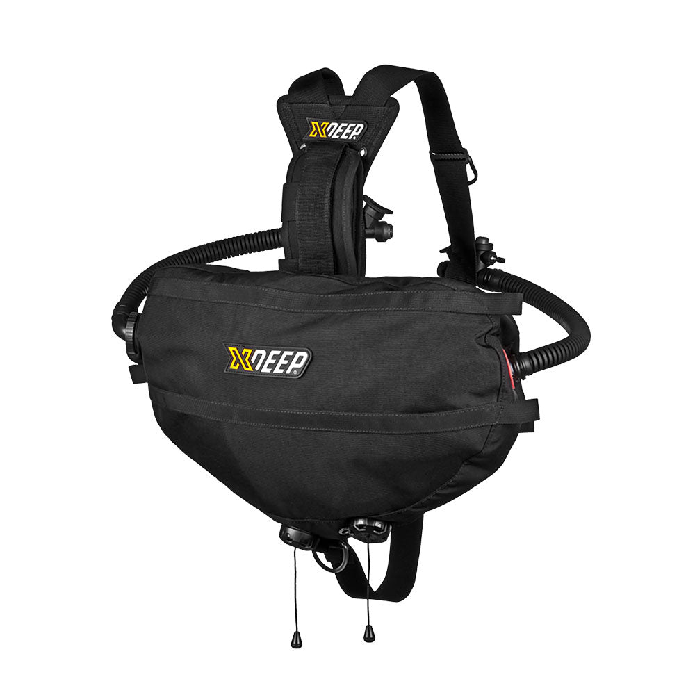 XDeep Stealth 2.0 Classic Redundant Bladder Sidemount System
