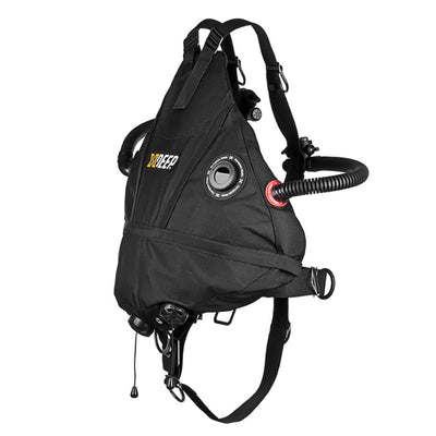 XDeep Stealth 2.0 Tec Redundant Bladder Sidemount System