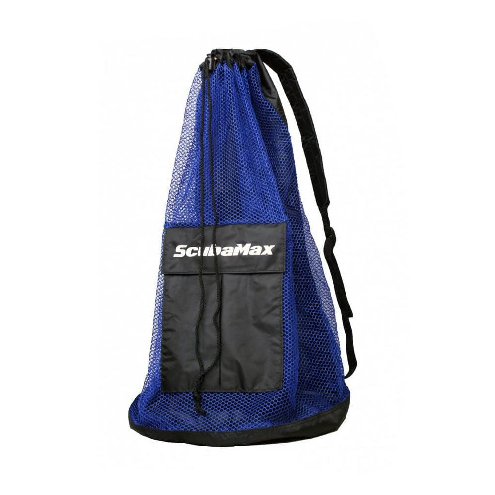 ScubaMax Heavy Duty Mesh Backpack