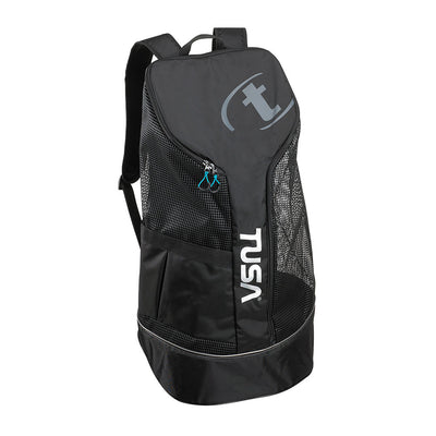 TUSA Mesh Backpack Black