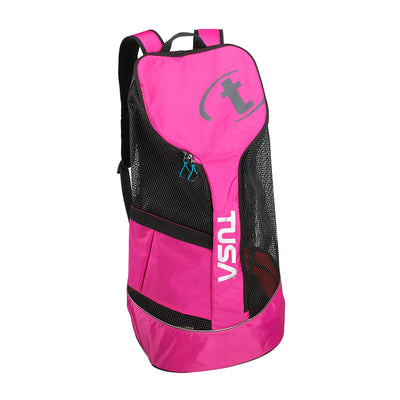 TUSA Mesh Backpack Pink