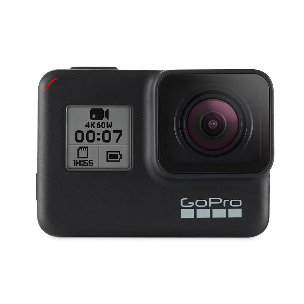 GoPro Hero 7 Black w/32GB SD Card