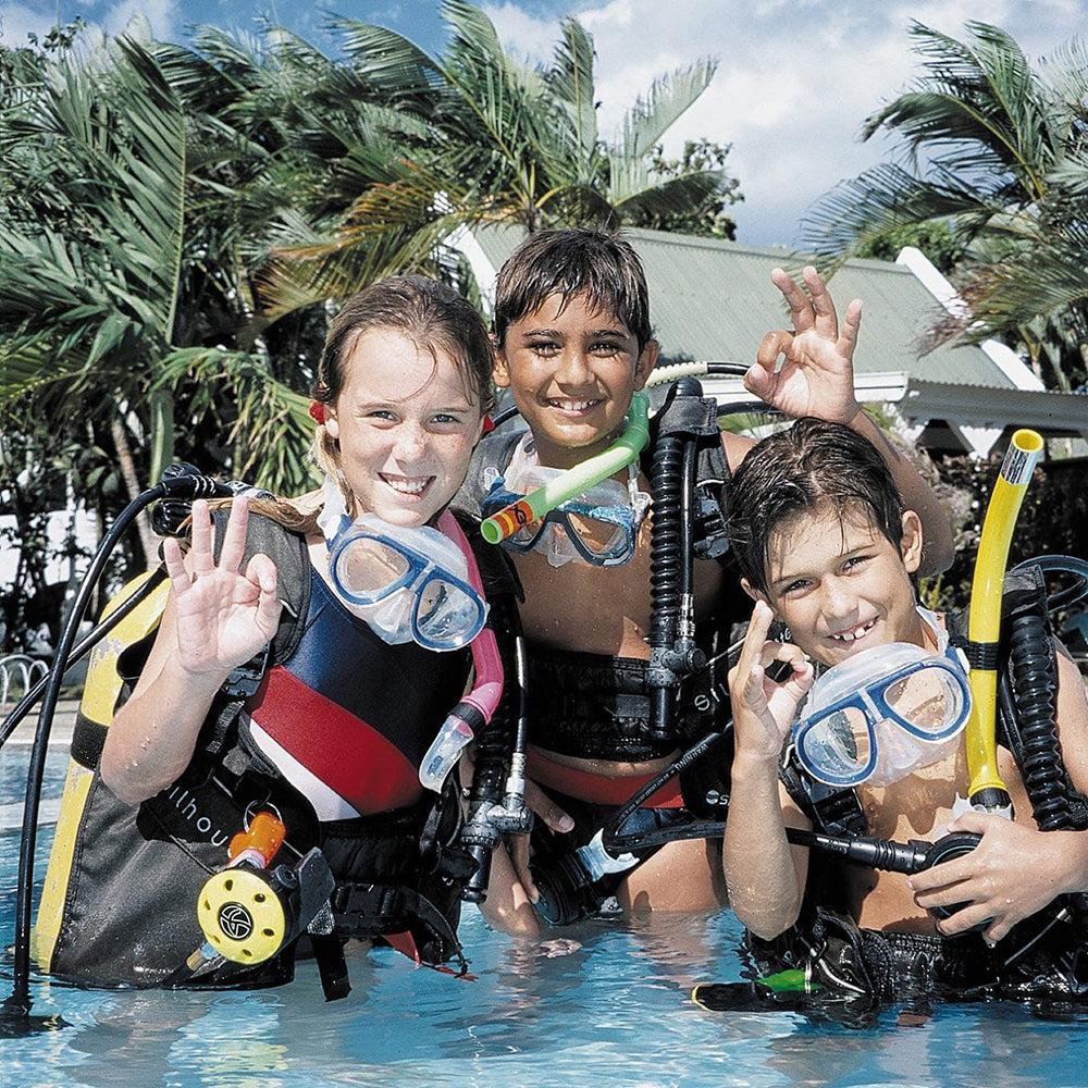PADI Seal Team - Pool Experience