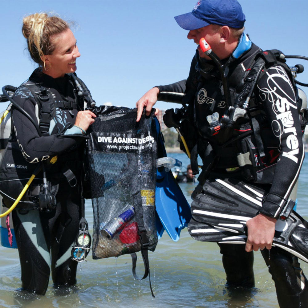 PADI AWARE Dive Against Debris Specialty Course