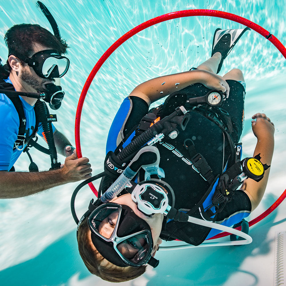 PADI Master Seal Team - Pool Experience