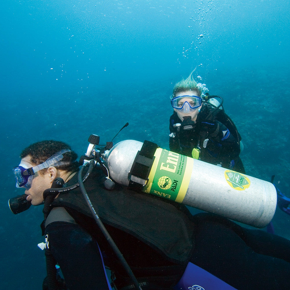 Padi Online Enriched Air Diver Course Scuba Diving Elearning Nitrox