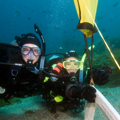 PADI Search & Recovery Diver Specialty Course