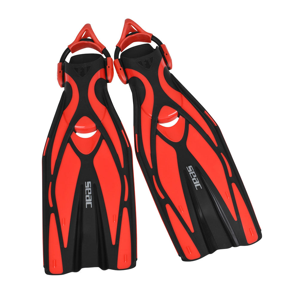 Seac F1 S Fins Red