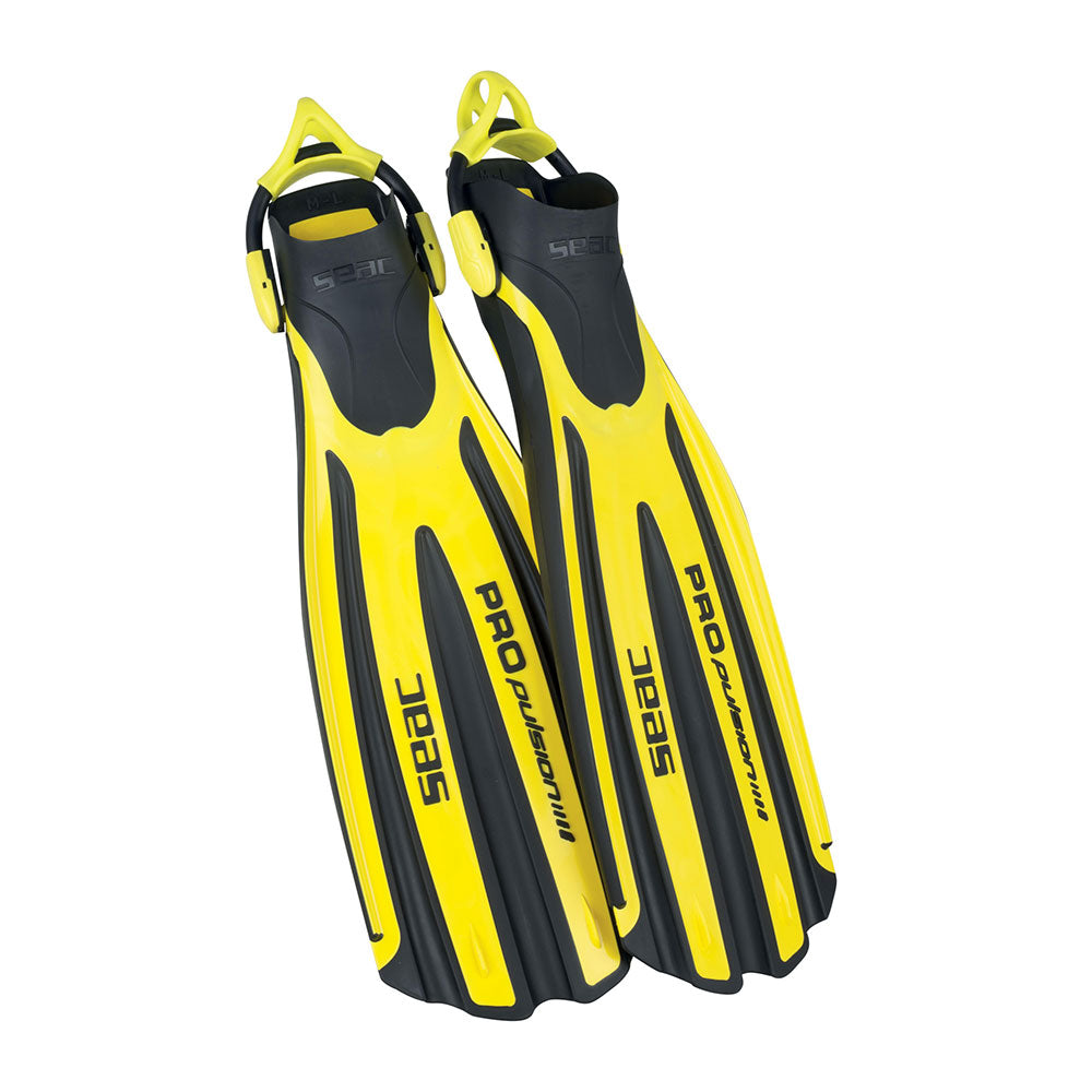 Seac Propulsion S Fins Yellow