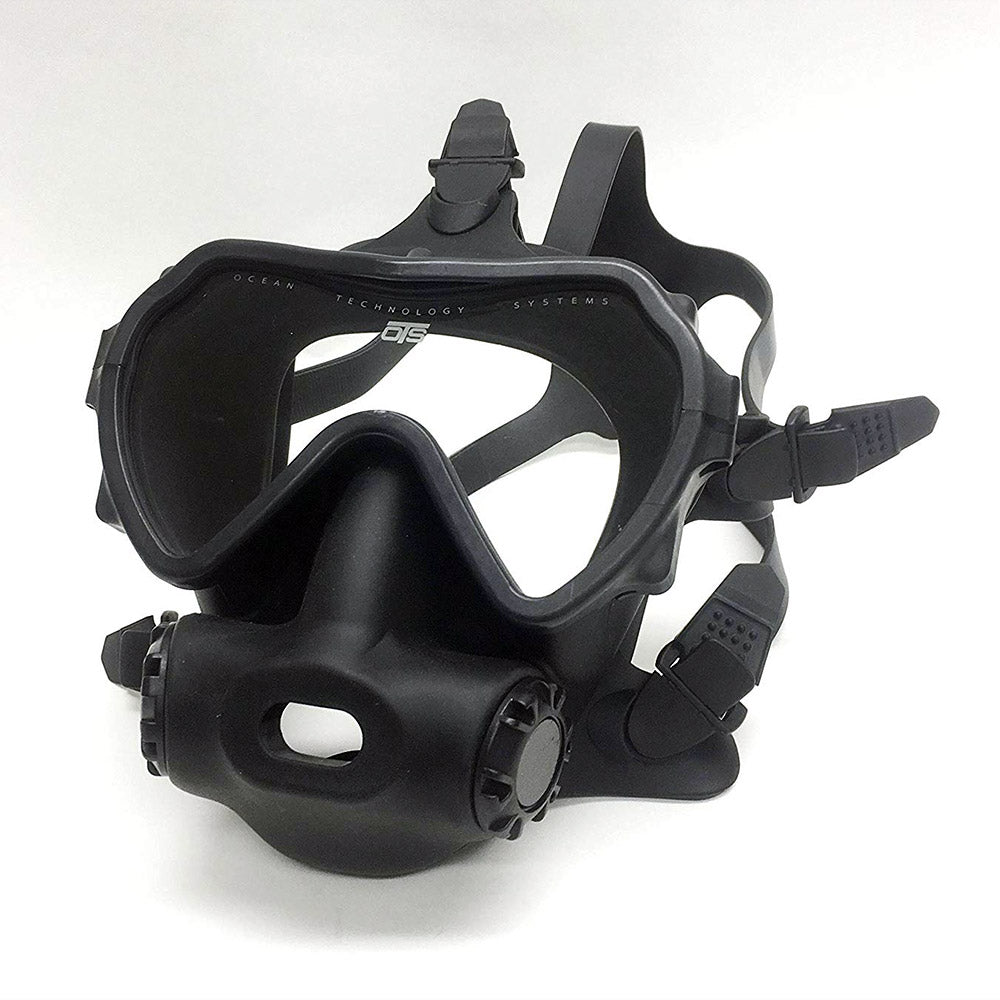 OTS Spectrum Full Face Mask Black