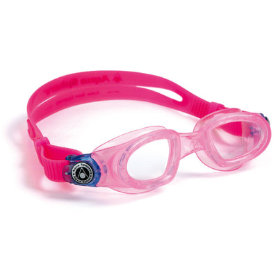 Goggle Aqua Sphere Moby Kids Pink
