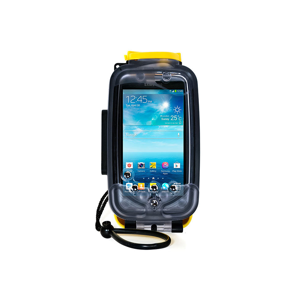 Watershot samsung s4 housing scuba diving in miami fl best scuba diving classes squalo divers - Samsung dive app ...