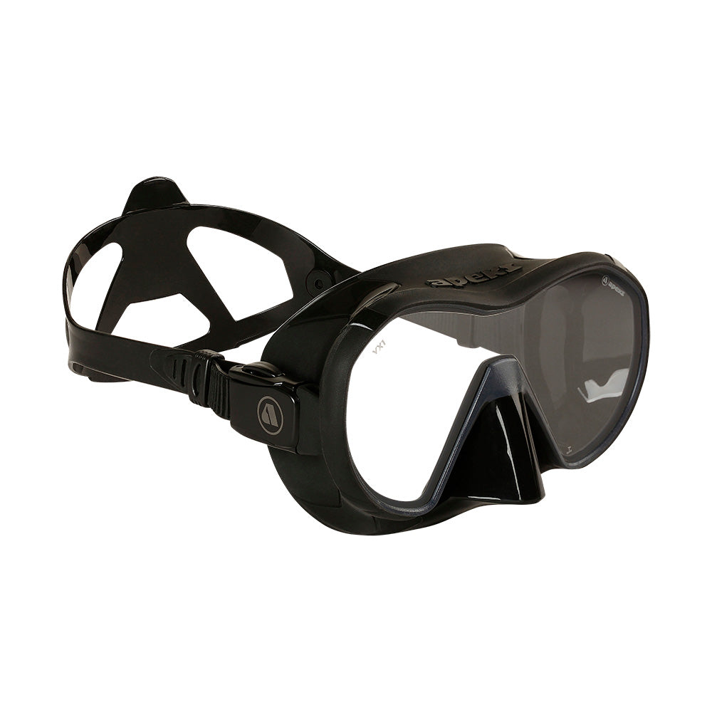 Apeks VX1 Mask Black/Black