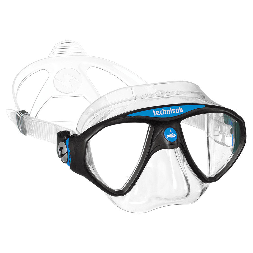 Aqua Lung Micromask Mask Blue