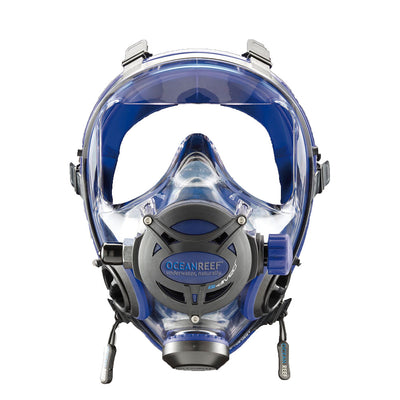 Ocean Reef Neptune Space G. Divers Full Face Mask Blue