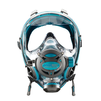 Ocean Reef Neptune Space G. Divers Full Face Mask Green
