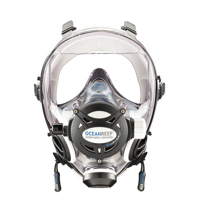 Ocean Reef Neptune Space G. Divers Full Face Mask White