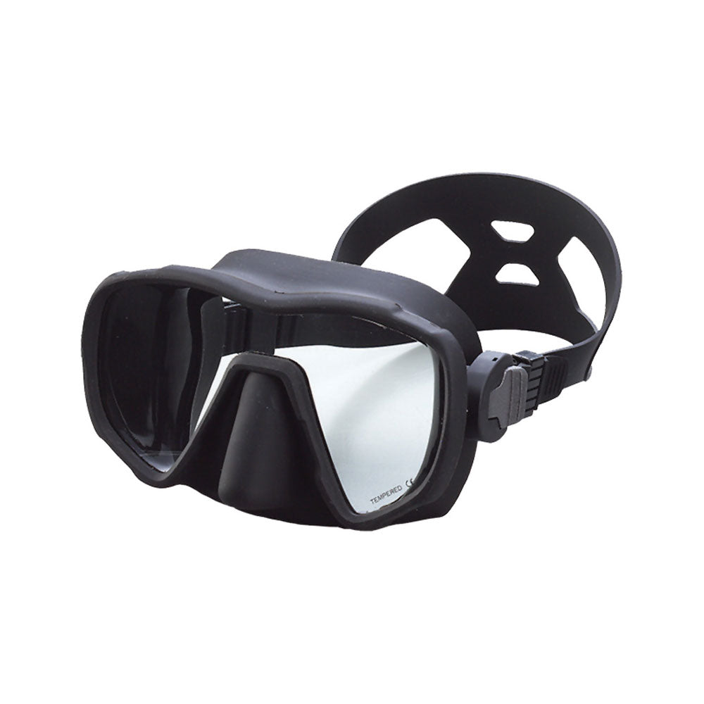 Saekodive Frameless Mask Black