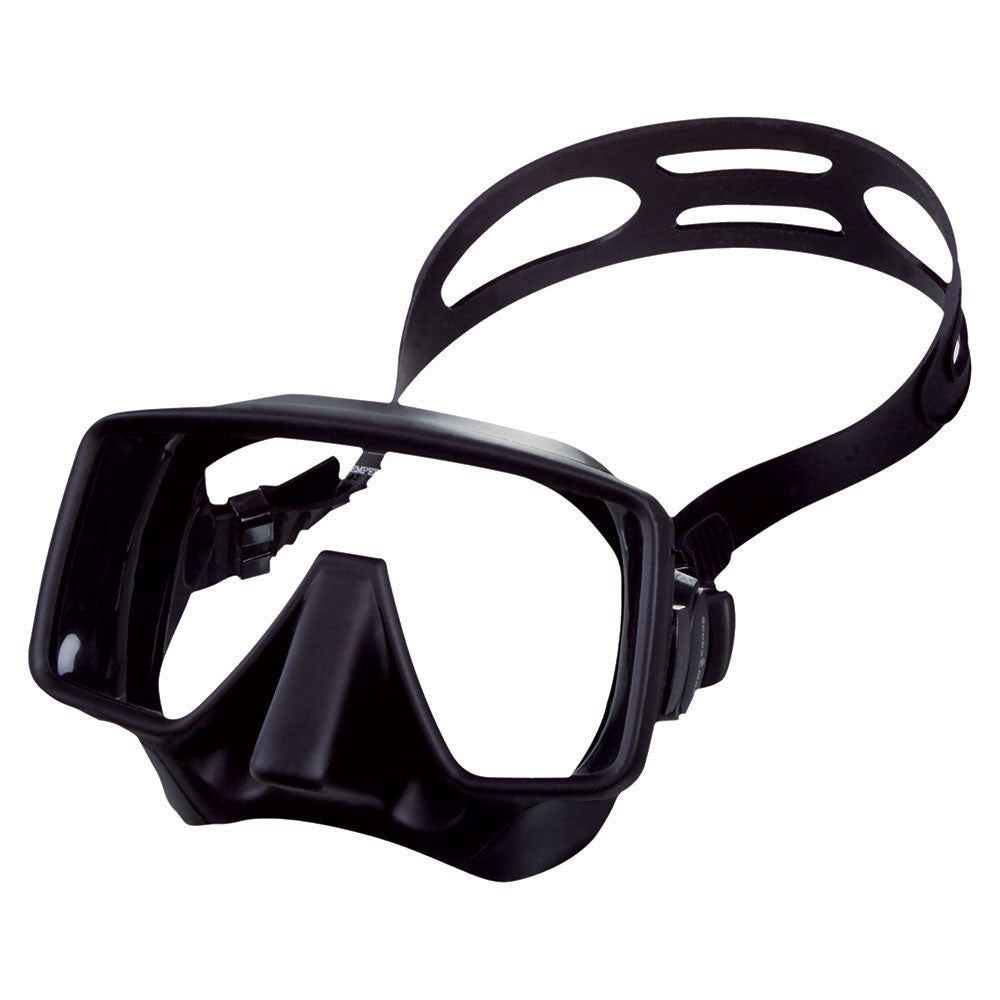 Mask ScubaMax Frameless I Black/Black