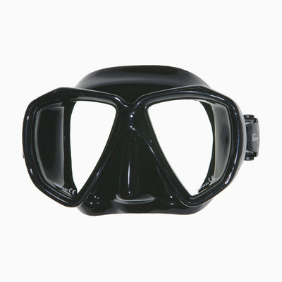 ScubaMax Spider Eye Mask Black/Black