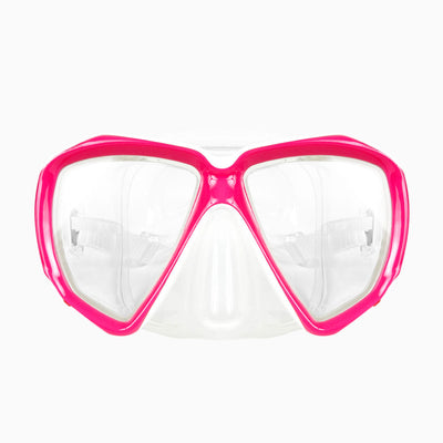 ScubaMax Spider Eye Mask Pink