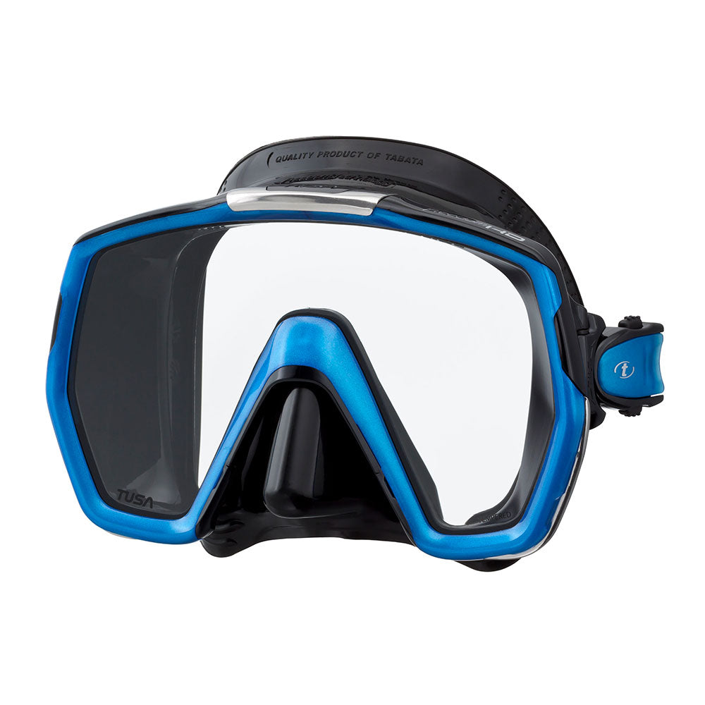 Tusa Freedom HD Mask Blue/Black