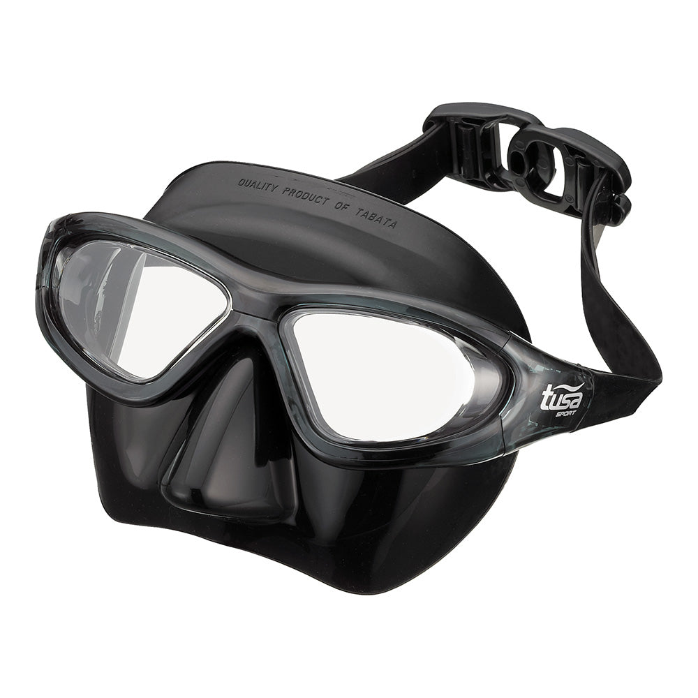TUSA Sport Freediving Adult Mask Black