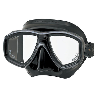 Tusa Freedom Ceos Mask Black/Black