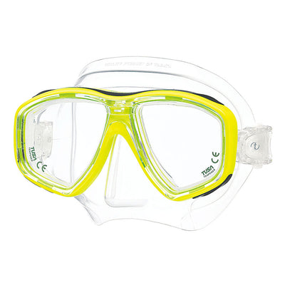 Tusa Freedom Ceos Mask Yellow