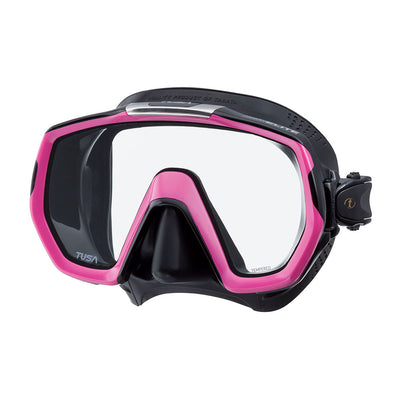 TUSA Freedom Elite Mask Black/Pink
